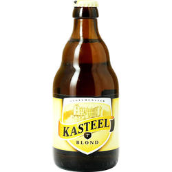 Bottled beer - Kasteel blonde 7°