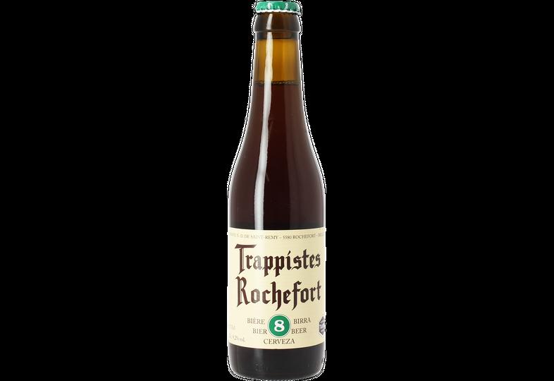 Bottled beer - Rochefort 8