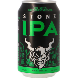 Bottled beer - Stone IPA