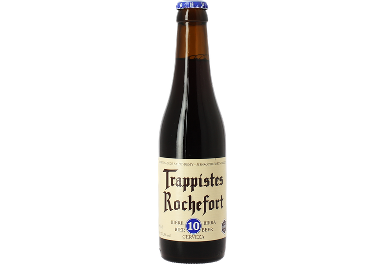 Bottled beer - Rochefort 10