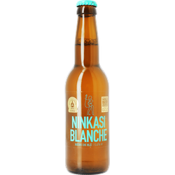 Bouteilles - Ninkasi Blanche