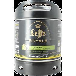Fässer - Leffe Royale Cascade PerfectDraft 6-liter Fass
