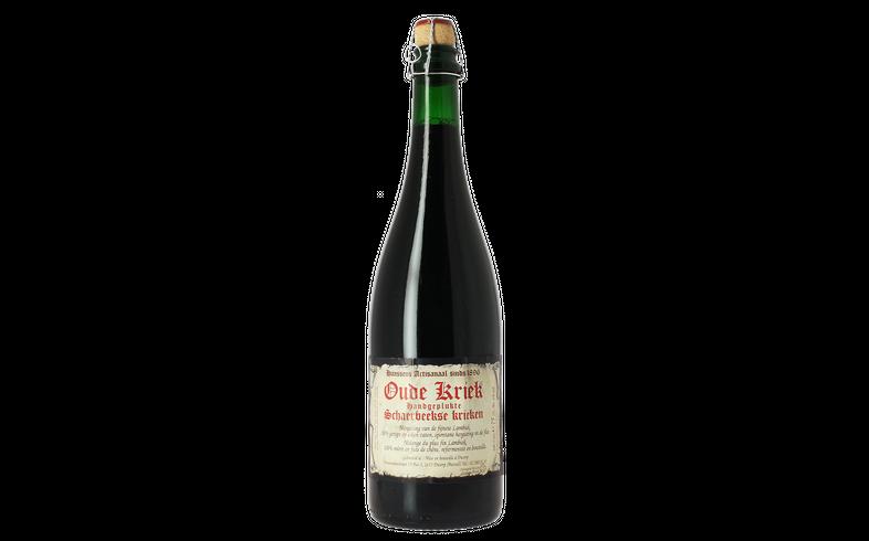 Bottled beer - Hanssens Oude Schaerbeekse Kriek 75 cL