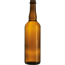 Home - Bottle 75 cl for  26 mm capsule x 12
