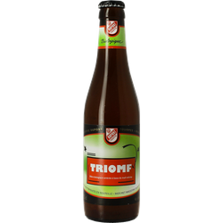 Bottled beer - Triomfbier Bio - 33 cl