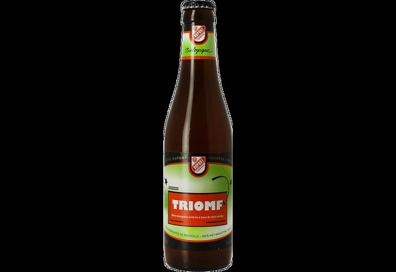 Bottled beer - Triomfbier Bio - 33 cl