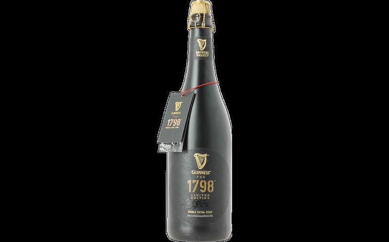Flaskor - Guinness 1798