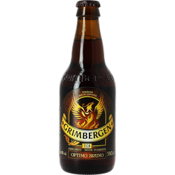 Bottled beer - Grimbergen Optimo Bruno