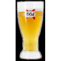 Bierglazen - Glas 1664 - 33cL