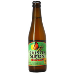 Bottled beer - Saison Dupont Bio - 33cL