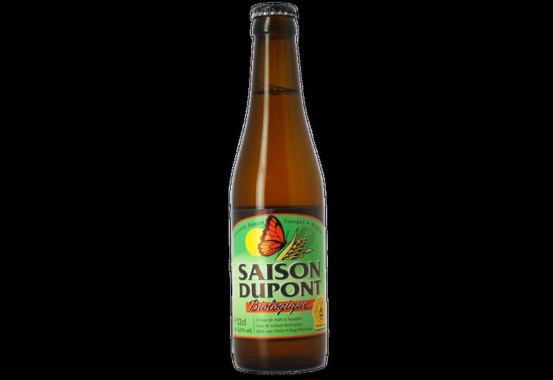 Bottled beer - Saison Dupont Bio - 33cL