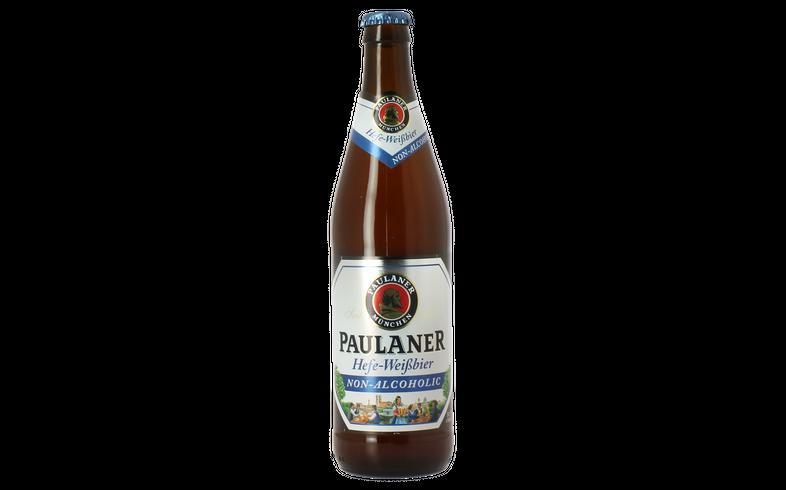 Bottled beer - Paulaner Hefe-Weißbier non-alcoholic