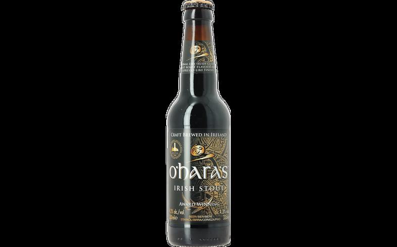 Bouteilles - O'hara's Irish Stout 33 cl