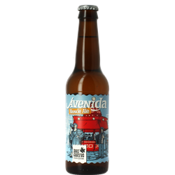 Bottled beer - Avenida Blonde