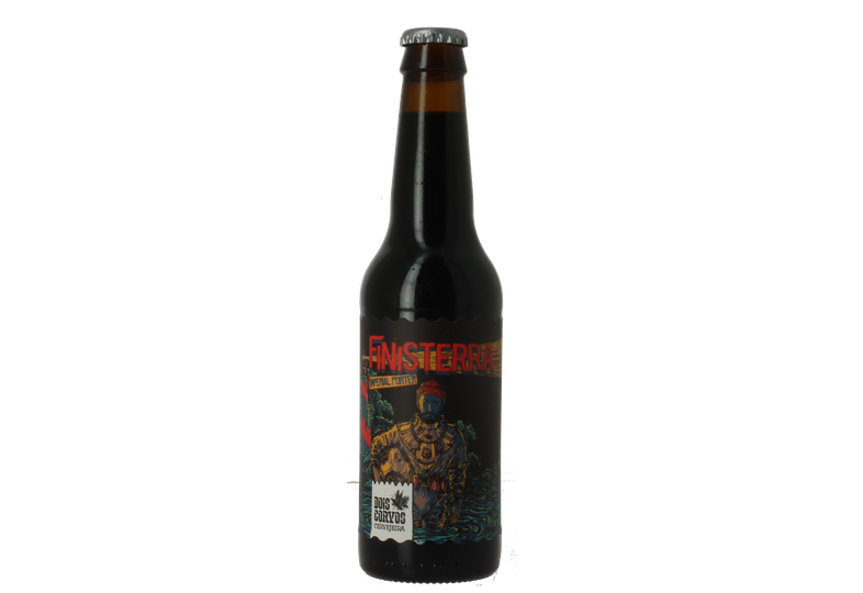 Bouteilles - Finisterra Imperial Porter