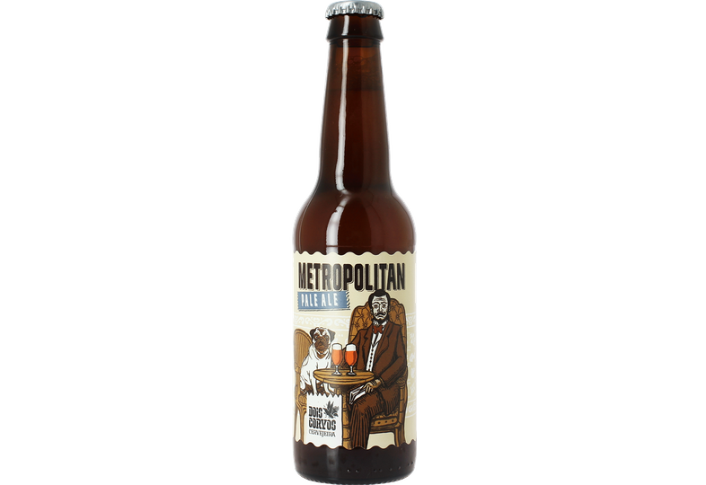 Bottled beer - Metropolitan Pale Ale