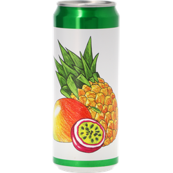 Botellas - Brewski Pango IPA