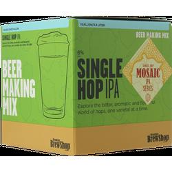 Beer Kit - Recharge Brooklyn Brew Kit Mosaic Single Hop IPA